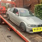 133 vehicles were seized from uninsured or unlicensed drivers in Suffolk during November Picture: SG