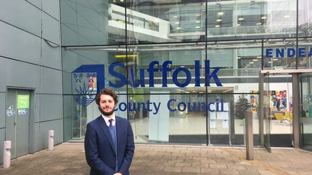 Suffolk County councillor Jack Abbott has warned that Orwell Bridge closures could put small busines
