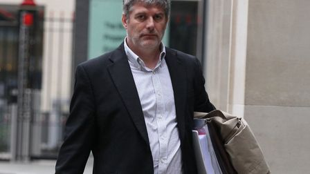 Steven Long outside the High Court. Picture: PAUL KEOGH