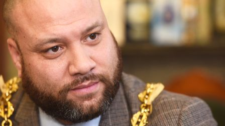 Former Ipswich mayor Glen Chisholm has spoken out about the problem Picture: ARCHANT
