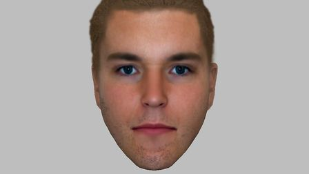 An efit has been issued by Suffolk police in connection with the investigation Picture: SUFFOLK CONS