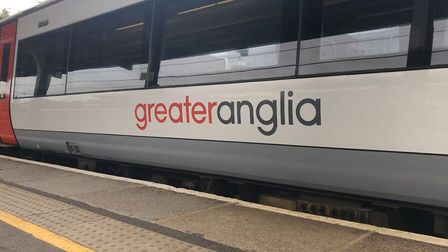 A person has been struck by a train at Hythe Picture: NEIL PERRY