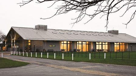 The conference centre at Trinity Park Picture: ARCHANT