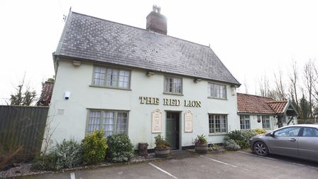 Have you been to the Vegetarian Red Lion in Great Bricett? Picture: GREGG BROWN