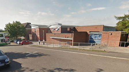 A teenager has been charged after a computer monitor was stolen from Claydon High School Picture: GO
