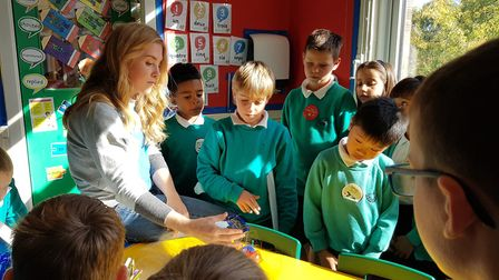 The Ipswich Opportunity Area aims to boost education attainment for youngsters Picture: RACHEL EDGE