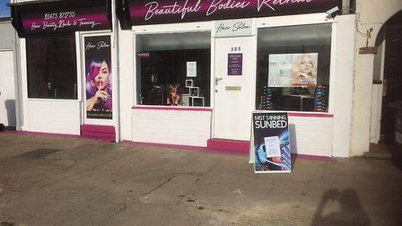 The Beautiful Bodies Retreat in Landseer Road Ipswich will close on Monday, January 21 Picture: BEAU