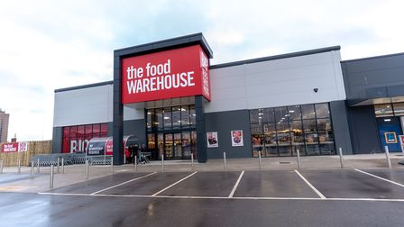 One of Iceland's 'The Food Warehouse' stores, in Preston. Picture: N SEDDON