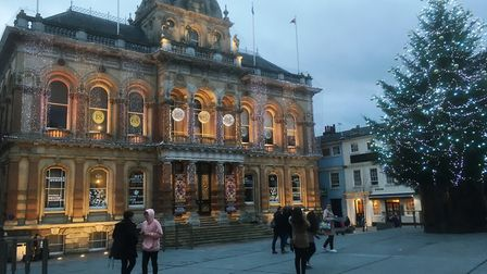 A number of events are coming to Ipswich's Cornhill in 2019 Picture: DAVID VINCENT