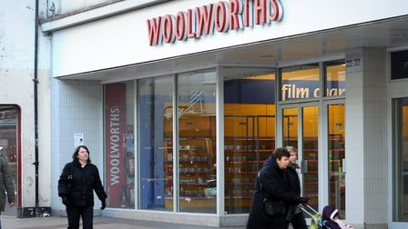 It has been 10 years since Woolworths left the British high street. Picture: SARAH LUCY BROWN