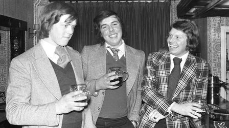 Can you name this trio from that night in 1975?