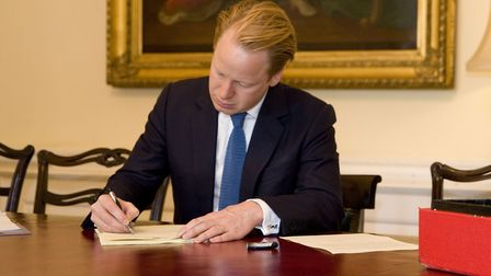 Ben Gummer was Cabinet Office minister before losing his seat in 2017. Picture: ROBERT THOM.