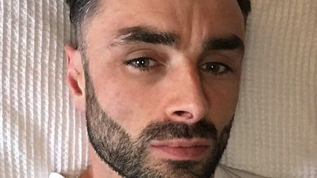 Daniel Saunders, 32, was stabbed to death in broad daylight Picture: SUFFOLK POLICE