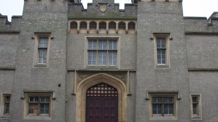 The Grade II Listed County Hall in Ipswich could become flats if new plans are approved Picture: THE