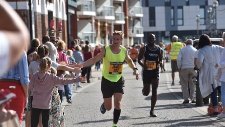 The Great East Run Byline: Sonya Duncan Copyright: Archant 2018
