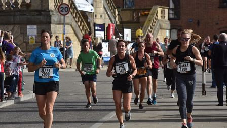 Runners of all abilities are encouraged to take part Picture: SONYA DUNCAN