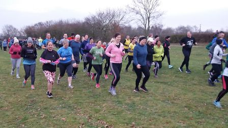 Great Run Local Holbrook has moved to Alton Water. Picture: COURTESY OF SUFFOLK COUNTY COUNCIL