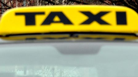 Taxis are legally obliged to pick up assistance dogs unless exempt by the local authority Picture: