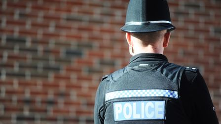 A teenager was arrested in connection with burglaries and a car theft. Picture: ARCHANT
