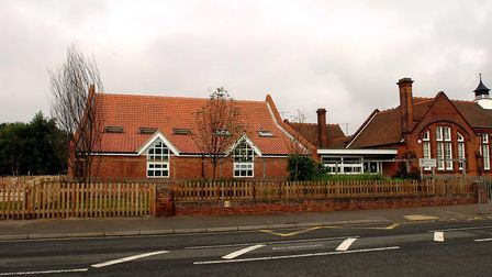 Langer Primary in Felixstowe is also being rebrokered Picture: WENDY TURNER