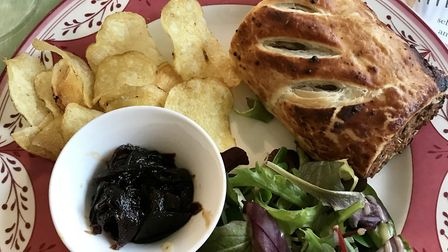 The 'Nossage Feast' at The Greenhouse Cafe