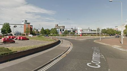The road works, on Commercial Road and Grafton Way, are expected to last for 15 weeks. Picture: GOOG