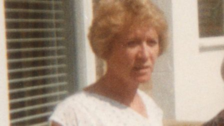 Jean Ryan was stabbed to death by her husband Shaun Ryan, of Felixstowe. Picture: FAMILY OF JEAN RYA