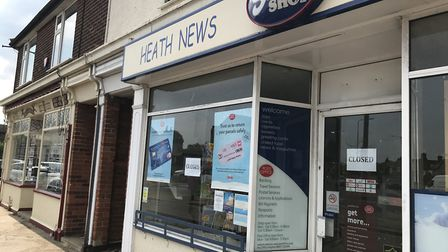Heath Road post office closed suddenly in 2017 but is now being transformed intop a new St Elizabeth