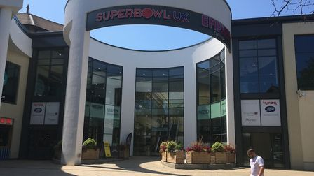 The rebuilt Buttermarket shopping centre in Ipswich has an emphasis on leisure with the Empire cinem