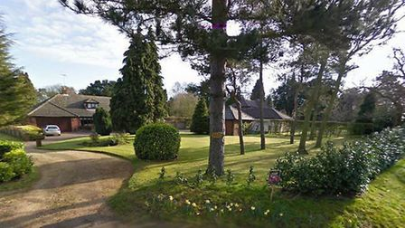 Purdis Farm Lane had the highest average property prices in an estate agent's survey. Picture: GOOGL