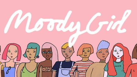 The Moody Girl Facebook now have 1,200 followers and the Instagram has 800. Picture: POME LETTE