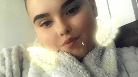 Tye was last seen on Sunday, January 27 in the Barrack Street area of Hitcham Picture: SUFFOLK CONST