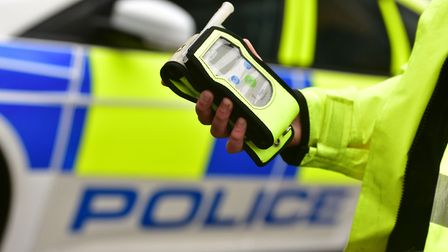 More than 160 people were arrested as part of the festive crackdown on drink and drug drivers. Pictu
