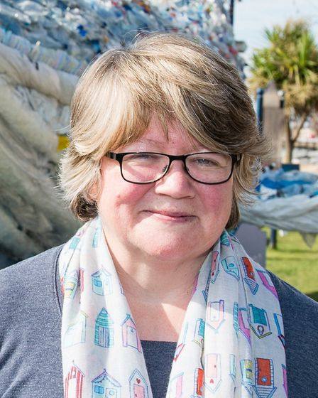 Suffolk Coastal MP Therese Coffey. Picture: JEFF SPICER/PA IMAGES