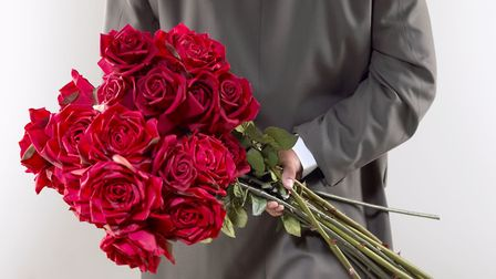 Send in your Valentine's Day messages today Picture: BRAND X PICTURES/GETTY IMAGES