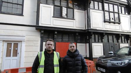 The former Dolce Vita nightclub is being converted into luxury apartment homes to be known as Foundr