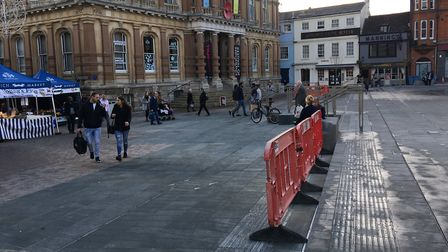 The investigation will look at all aspects of safety on the Cornhill. Picture: SUZANNE DAY