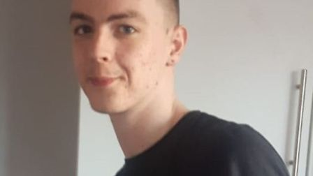 Joe Pooley, from Ipswich, who was found in the River Gipping Picture: SUFFOLK CONSTABULARY