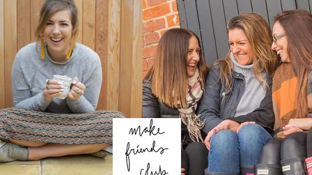 Make Friends Club launches on February 13 PICTURE: Heels & Horseshoes