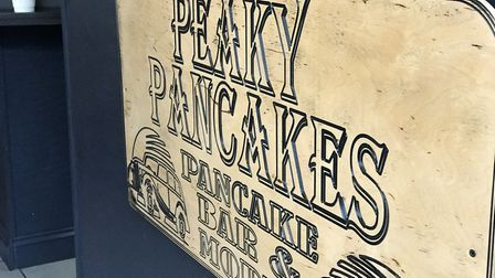 Peaky Pancakes is closing its doors not even a year after it opened. Picture: NEIL PERRY