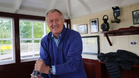 Chris Tarrant, who suffered a stroke on board a flight back from Bangkok, is to be the guest speaker