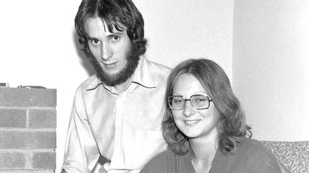 Do you know this couple photographed in 1976. Picture by Jerry Turner.