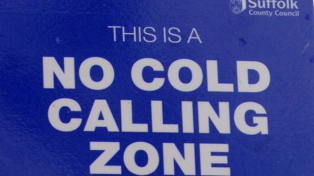 Advice was issued on how to deal with cold callers after the incident in Ipswich. Picture: NICK BUTC