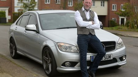 Darren Summers is taking Babergh District Council to court after they turned him down for a taxi lic