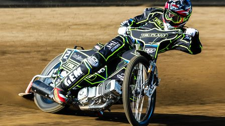 New Witches signing David Bellego, pictured in action during press and practise day. Picture: Steve
