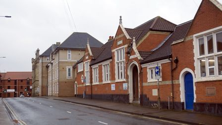 New premises for the Ragged School were built in Bond Street, within sight of the Waterworks Street