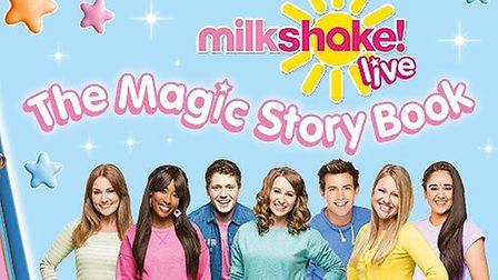 Milkshake! live is fast-paced and high energy. Picture: Courtesy of Ipswich Borough Council