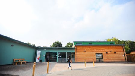 Ofsted has praised The Bridge School in Ipswich for its progress since it was put into special measu