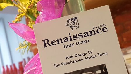 Award winning Renaissance Hair and Beauty in Ipswich. Picture: NEIL PERRY