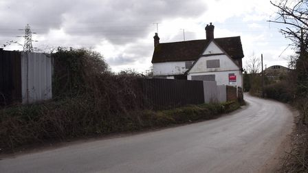 The site was set to become a car park for the now defunct primary care trust Picture: Sonya Duncan